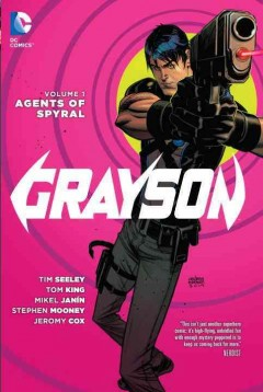 Grayson book cover