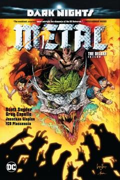 Dark nights : metal book cover