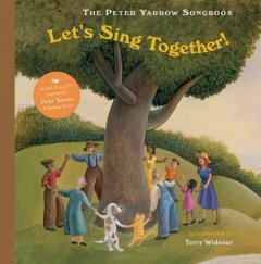 Let's sing together! book cover