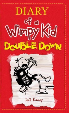 Diary of a wimpy kid : double down book cover