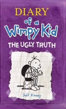 Diary of a wimpy kid : the ugly truth book cover