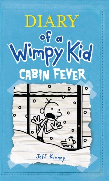 Diary of a wimpy kid : cabin fever book cover