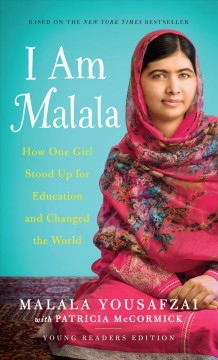 I am Malala : how one girl stood up for education and changed the world book cover