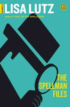 The Spellman files book cover