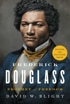 Frederick Douglass : prophet of freedom book cover