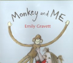 Monkey and me book cover