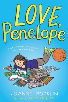 Love, Penelope book cover