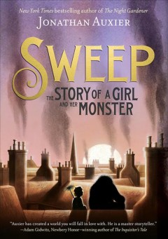 Sweep : the story of a girl and her monster book cover