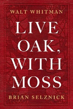 Live oak, with moss  book cover