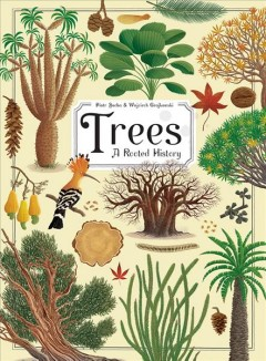 Trees : a rooted history book cover
