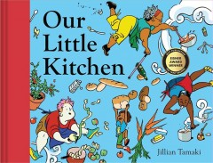 Our little kitchen book cover