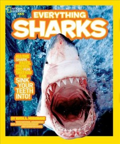 Everything sharks book cover