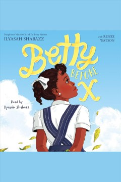 Betty before X book cover