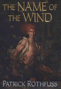The name of the wind book cover