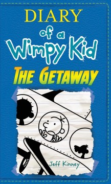 Diary of a wimpy kid : the getaway book cover