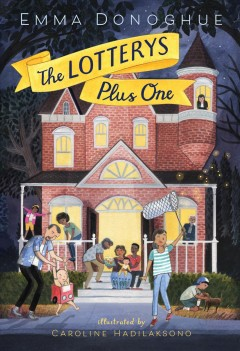 The lotterys plus one book cover