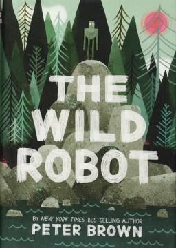 The wild robot book cover