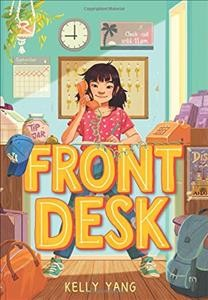 Front desk book cover