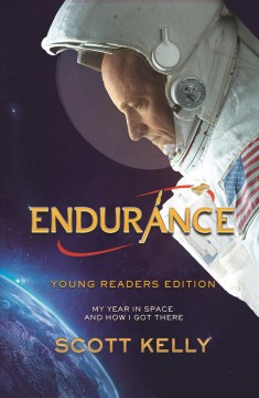 Endurance : my year in space and how I got there book cover