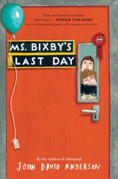 Ms. Bixby's last day book cover
