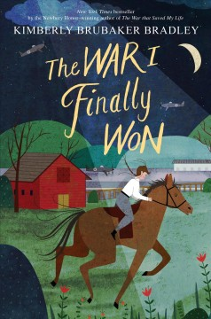 The war I finally won book cover