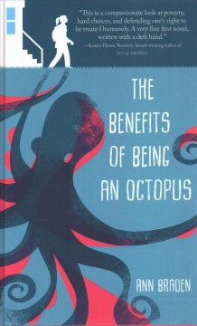 The benefits of being an octopus book cover