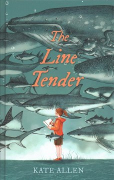 The line tender book cover