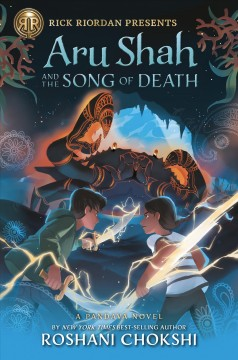 Aru Shah and the song of death book cover
