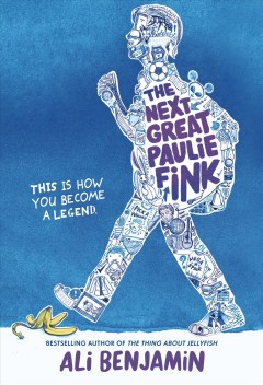 The Next Great Paulie Fink book cover