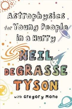 Astrophysics for young people in a hurry book cover