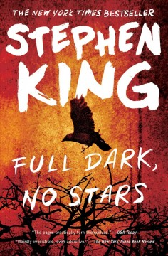 Full dark, no stars book cover