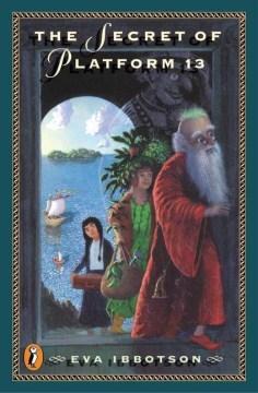 The secret of platform 13 book cover