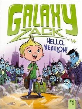 Hello, Nebulon! book cover