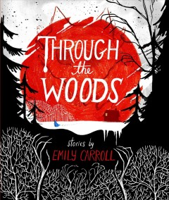 Through the woods book cover