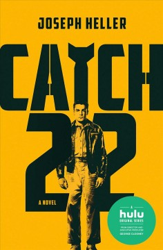 Catch-22 : a novel book cover