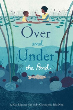 Over and under the pond book cover