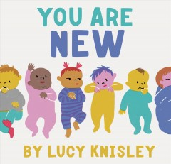 You are new book cover
