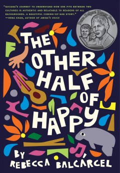 The other half of happy book cover