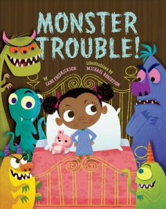 Monster trouble! book cover