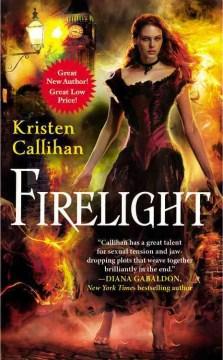 Firelight book cover
