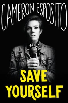 Save yourself book cover
