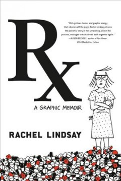 RX : a graphic memoir book cover