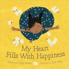 My heart fills with happiness book cover