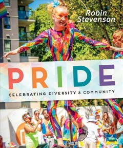 Pride : celebrating diversity & community book cover