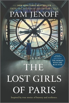 The lost girls of Paris book cover