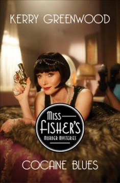 Cocaine blues : a Phryne Fisher mystery book cover