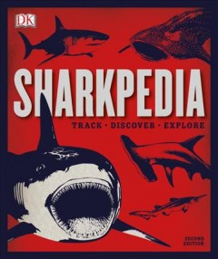 Sharkpedia. book cover