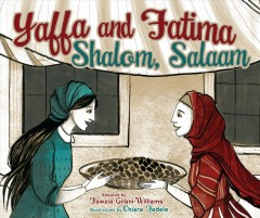 Yaffa and Fatima : shalom, salaam book cover
