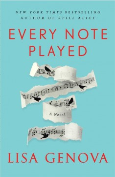 Every note played book cover