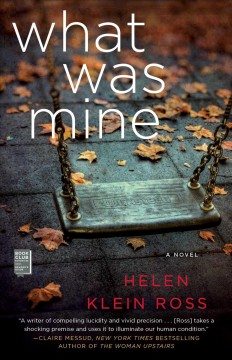 What was mine : a novel book cover